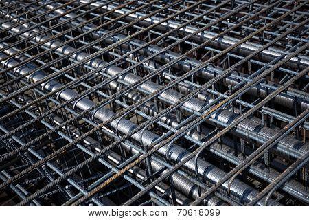 Ferro-concrete Reinforcement