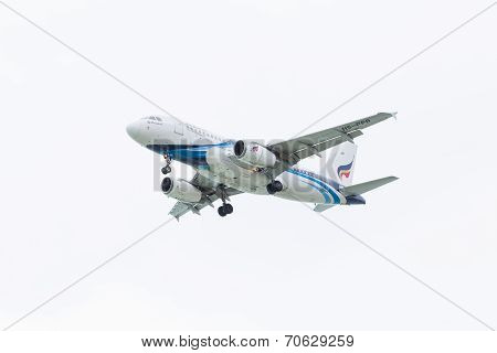 Airbus A319 By Bangkok Airways