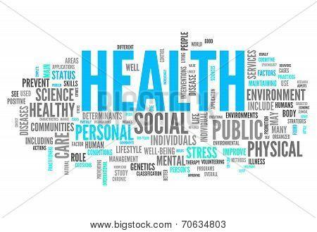 Word Cloud Health