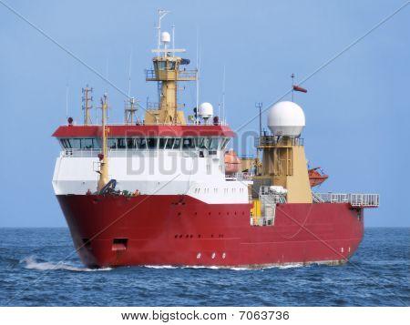 Antarctic Vessel