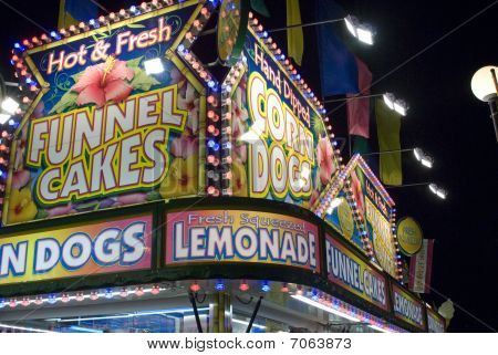Corn Dogs Stand