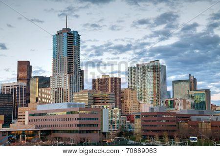 Downtown Denver, Colorado