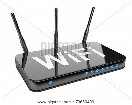 Wi-fi Router.