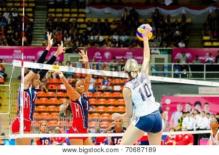 Volleyball World Grand Prix 2014