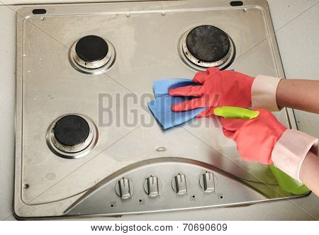 Dirty Cooker Gas