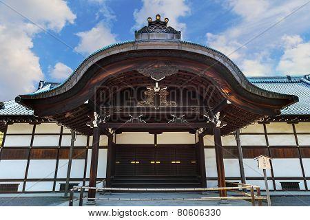 Honmaru Palace of Nijo Castle in Kyoto Japan