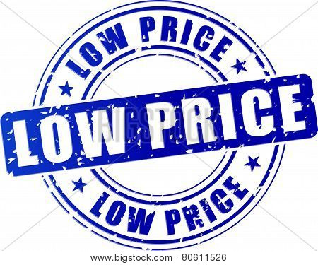 Low Price Stamp Icon