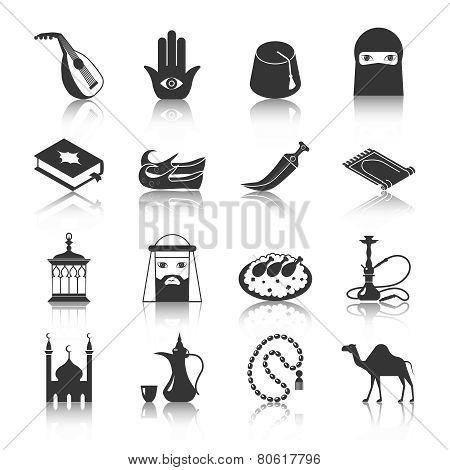 Arabic Culture Icon