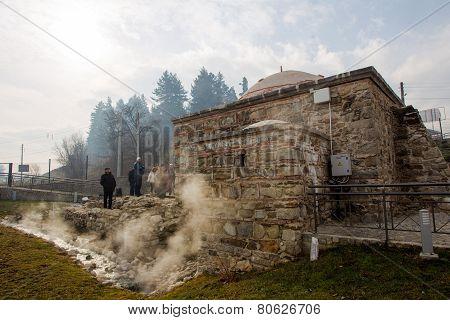 Bulgaria Tourism Banya Turkish Bath