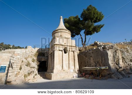 Tomb Of Absalom