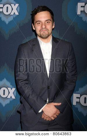 LOS ANGELES - JAN 17:  Max Greenfield at the FOX TCA Winter 2015 at a The Langham Huntington Hotel on January 17, 2015 in Pasadena, CA
