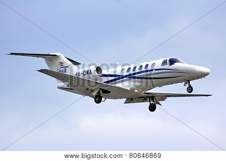 Cessna 525A Citation