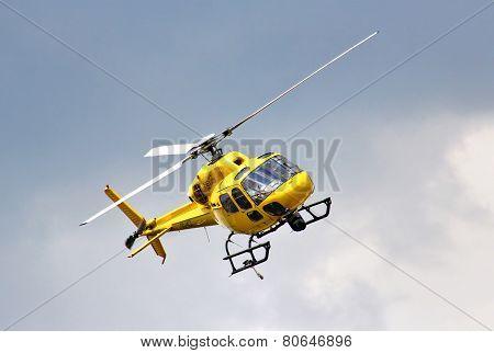 Eurocopter As-355N Ecureuil