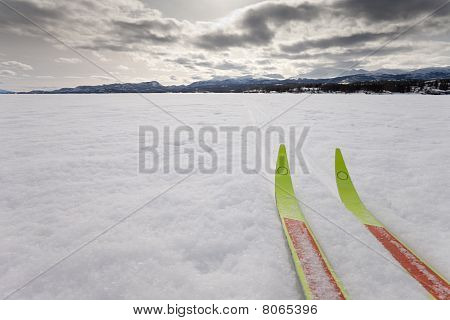 X-country Ski Winter Sport