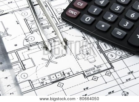 blueprints  and planning