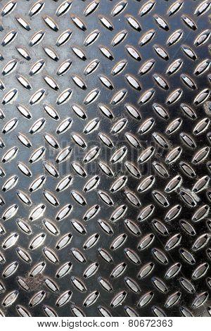 Dark Metal Diamond Plate