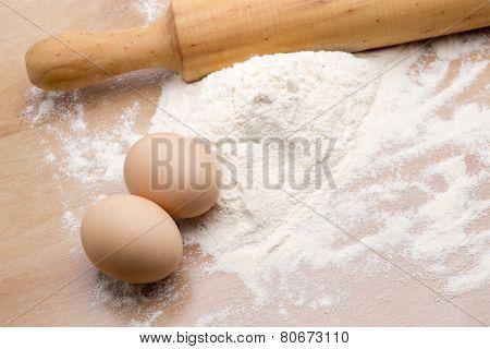 Making Homemade Dough