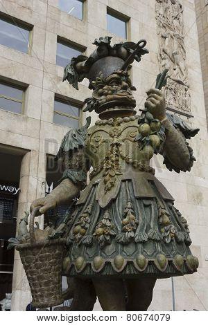 Arcimboldo Sculptures By Dante Ferretti