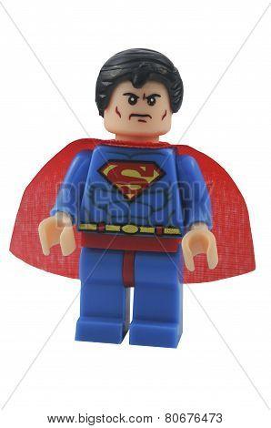 Superman Minifigure