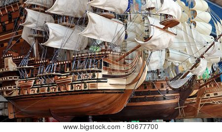 Model Sailing Ships For Sale In Ho Chi Minh City