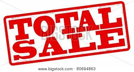 Total Sale