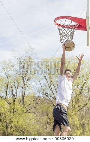 Basketball Fancy Layups