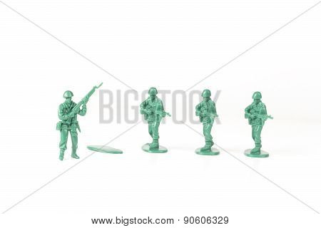 Army Man Independence