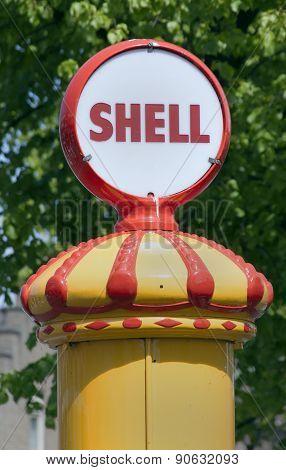 Shell Dieselpump