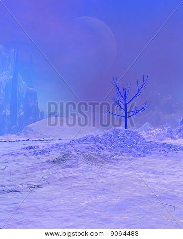 Winter Snowscape 2