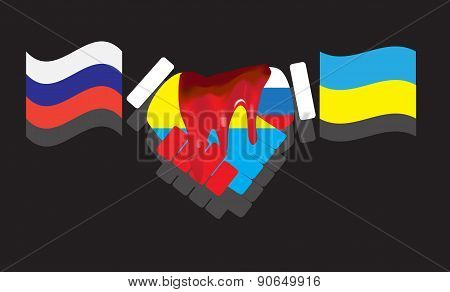 Betrayal Friendship In Russia And Ukraine