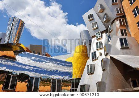 Stata Center of MIT, Boston, USA