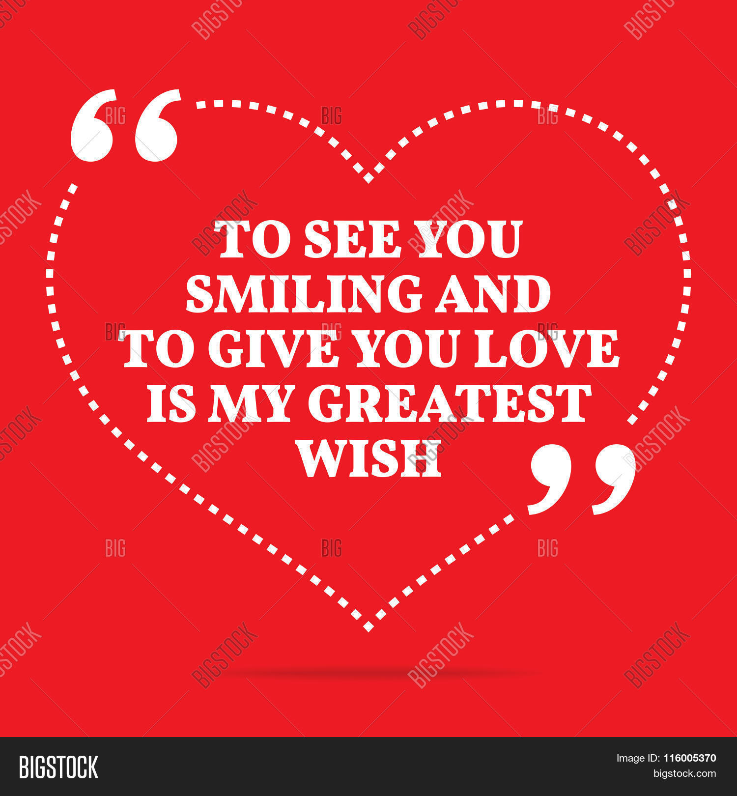 Greatest Love Quotes Inspirational Love Quotesee You Vector & Photo  Bigstock