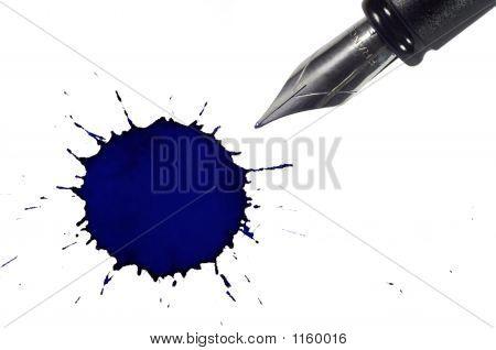 Pen And Blot