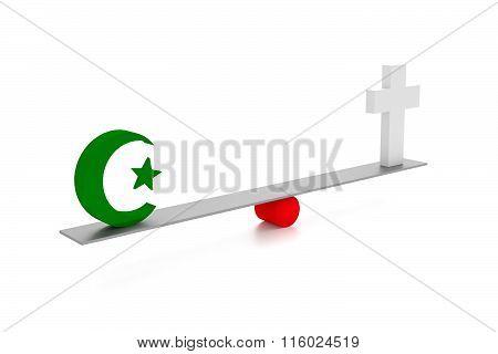 Religious balance of power