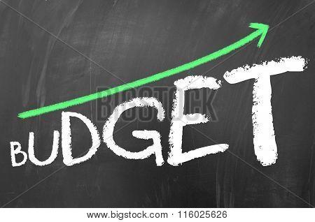 Budget Growing.