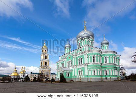 Holy Trinity-Saint Seraphim-Diveyevo Monastery. Nizhny Novgorod