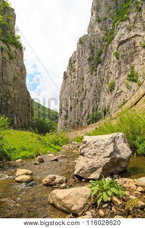 Vratzata - Mountain Pass In Balkan Mountains, Bulgaria