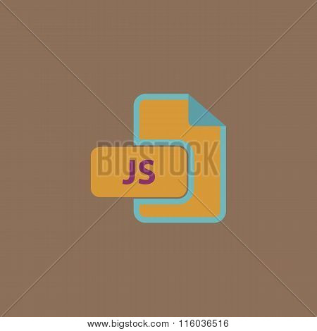 JS file extension