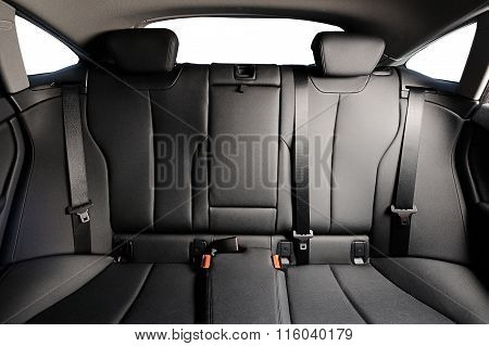 Back Seat Of The Car