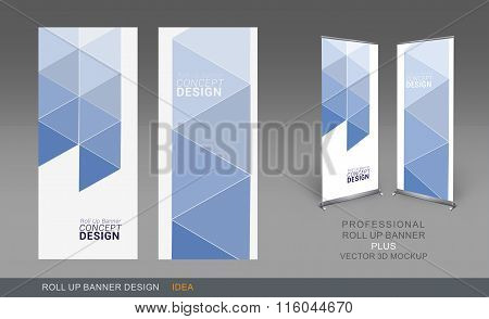 Professional Roll Up Concept 04