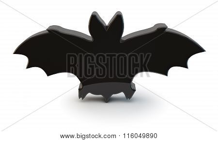 3D Bat Symbol