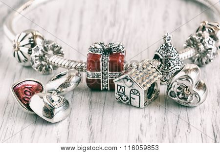 Bracelet Jewelry, Vintage