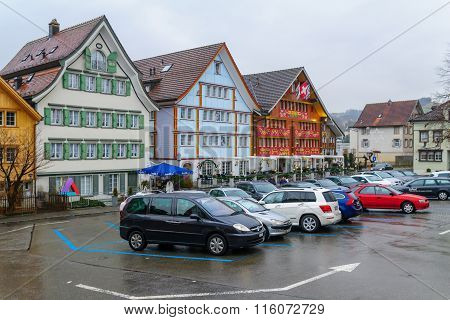The Landsgemeindeplatz, Appenzell
