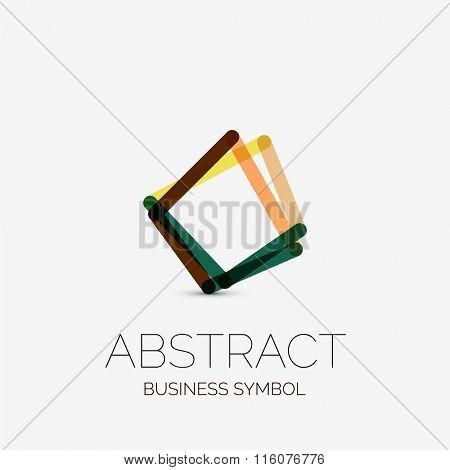 Minimalistic Linear Vector Photo Free Trial Bigstock