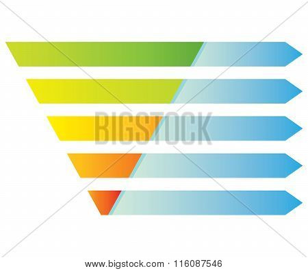 pyramid digram