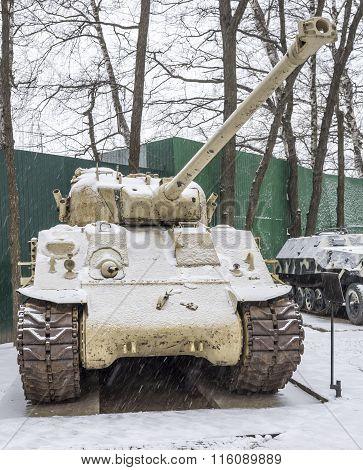 Tank M50(m4A3)
