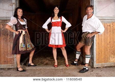 bavarian people