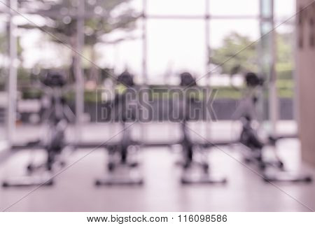 Blur Modern Fitness Center