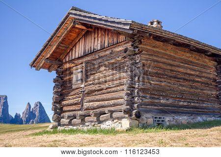 Sciliar, Alpe di Suisi