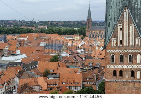 Hanseatic Town Luneburg, Germany